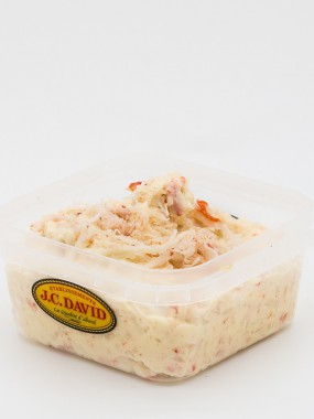 Salade de Surimi au King Crabe - 125 grs