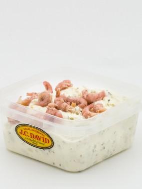 Salade de Cabillaud - 125 grs