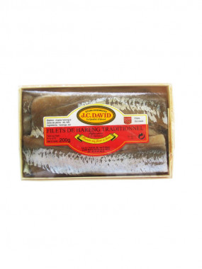 Filets de Hareng traditionnel - 200 g