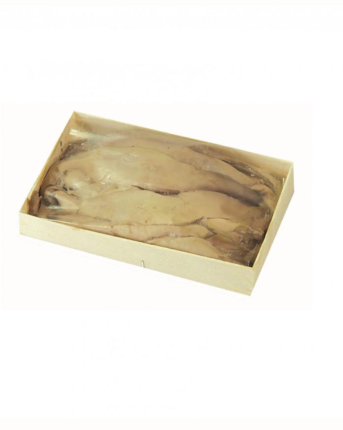 Laitances de hareng boite bois 200 g