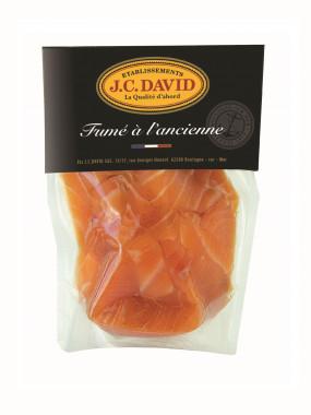 Chutes de Saumon Fumé - 200 g