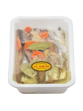 Filets de Hareng Tradi à l'huile - 340 g net égouté