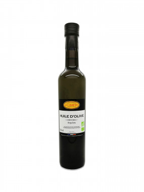 Huile d'olive vierge extra BIO - 50 cl