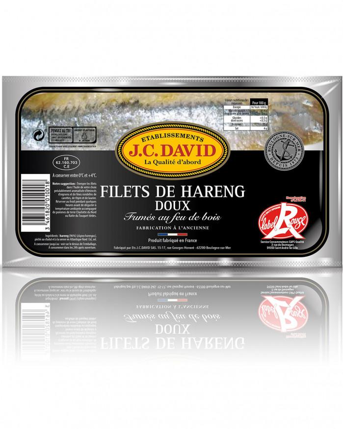Filets de Hareng Doux sous vide- 200 g