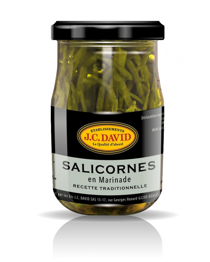 Salicornes de la baie de Somme - 140 g