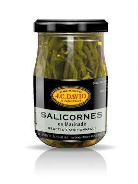 Salicornes de la baie de Somme - 140 grs