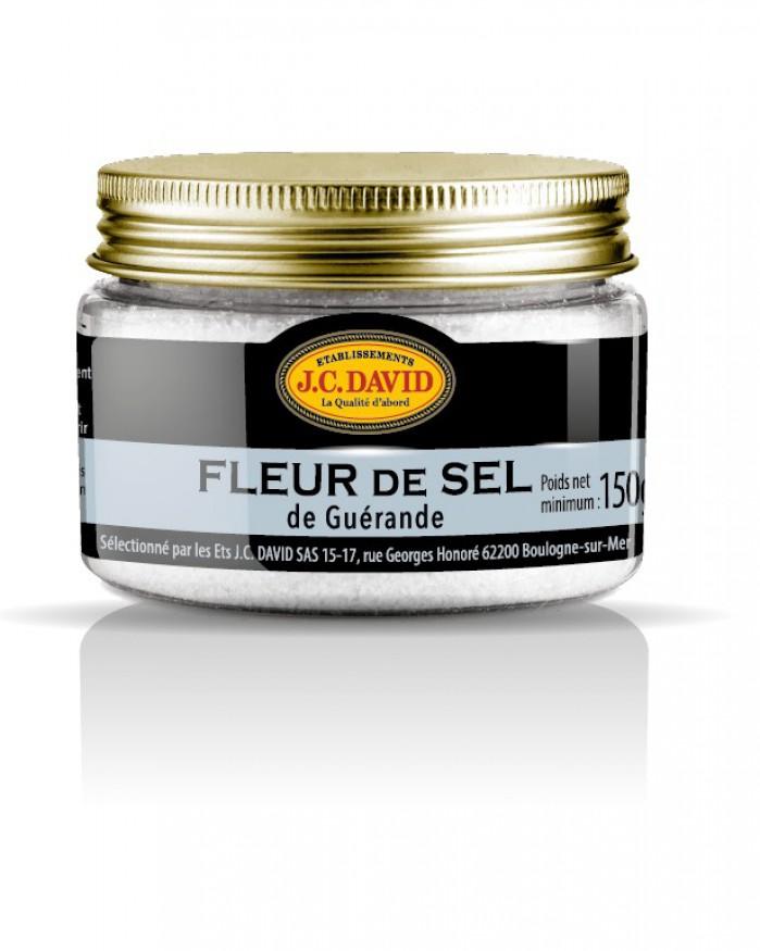 Fleur de sel de guérande au naturel - 150 g