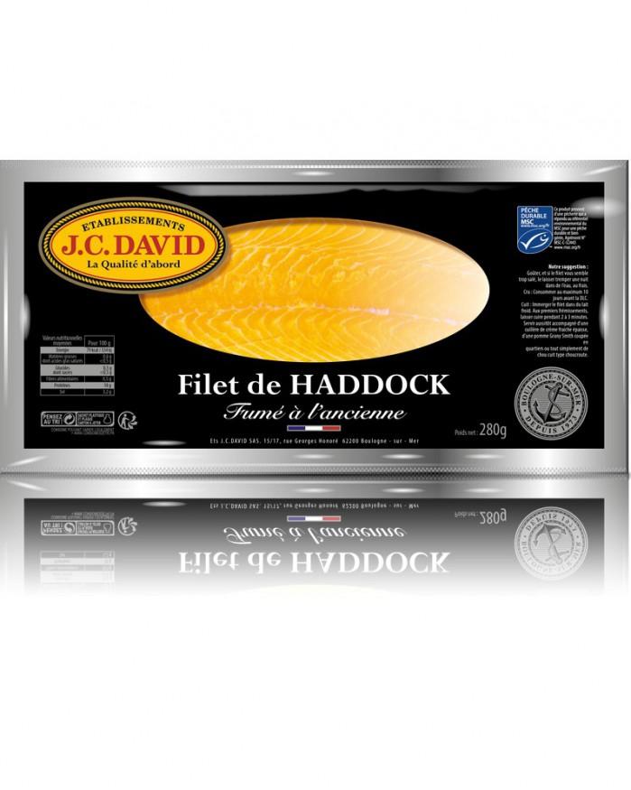 Filet de Haddock sous vide - 280 g